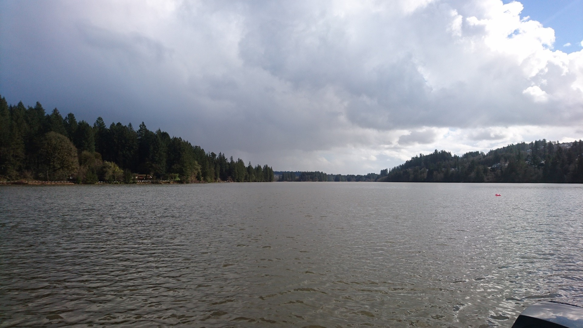 Lacamas Lake, WA USA