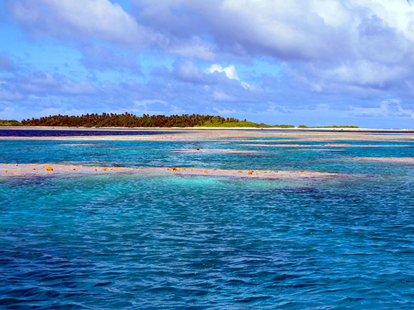 Millennium Lagoon Southern Line Islands - Photo: Scott Hamilton
