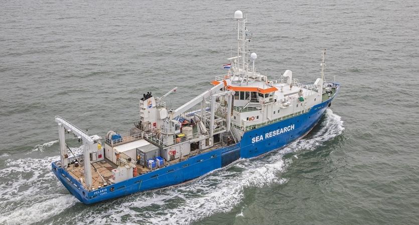 Research vessels - NIOZ